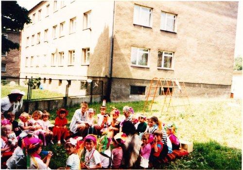 Przedszkole w dawnej lokalizacji